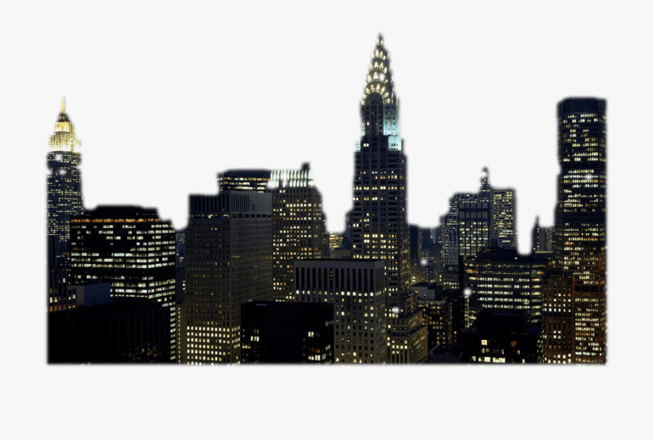 City clipart transparent background. Skyline clip art new