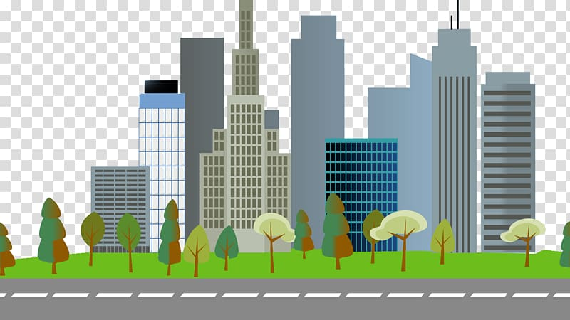 City clipart transparent background. Cities skylines night