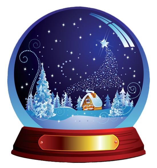 Winter globes christmas globe. Dot clipart snow