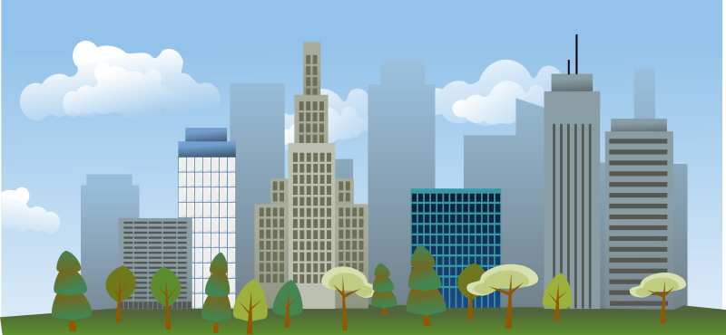 Free skyline fa freevectorcityskylinecityskylinepng. City vector png