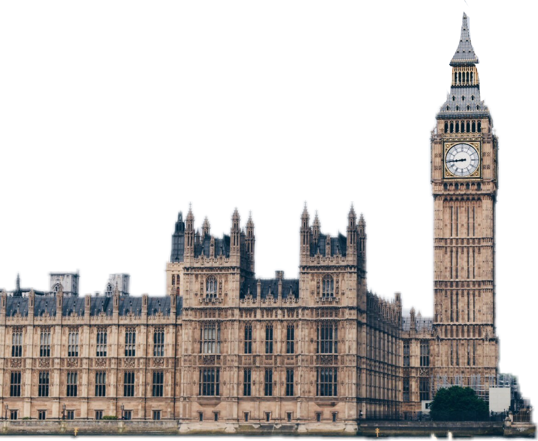 Tower clipart bell tower. Sticker cityscape bigben london