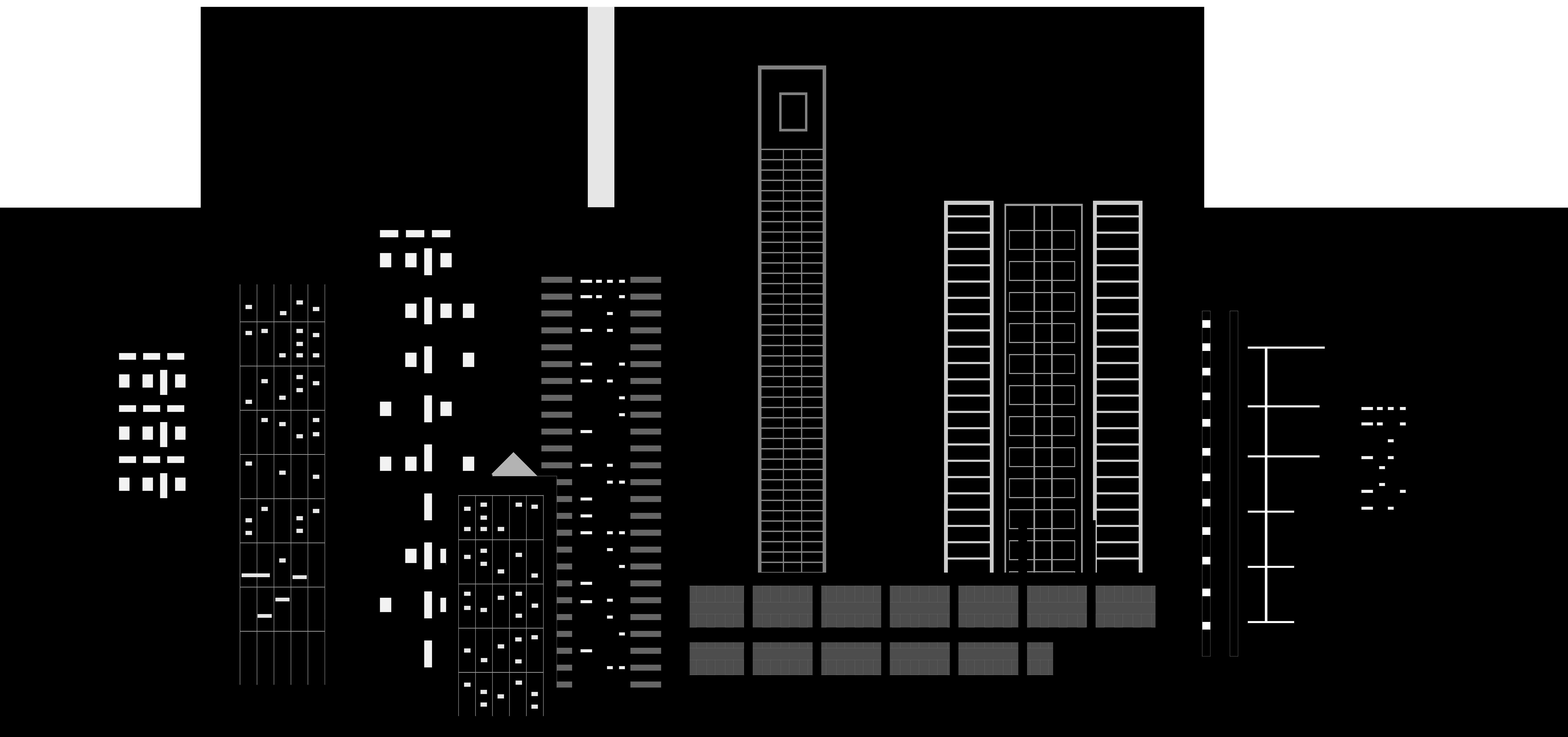skyline clipart city light