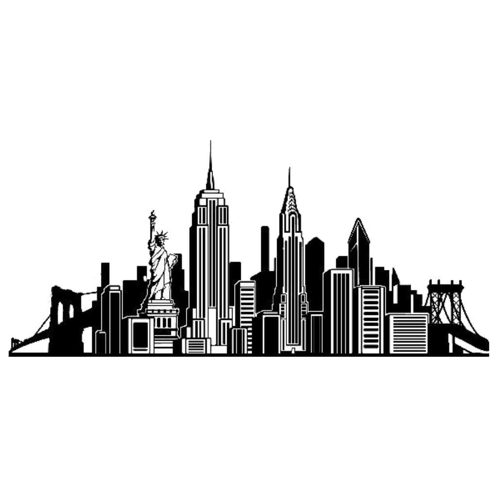London clipart black and white. City world do not