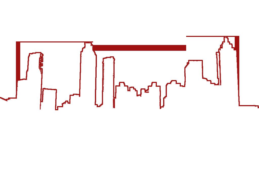 skyline clipart city atlanta ga