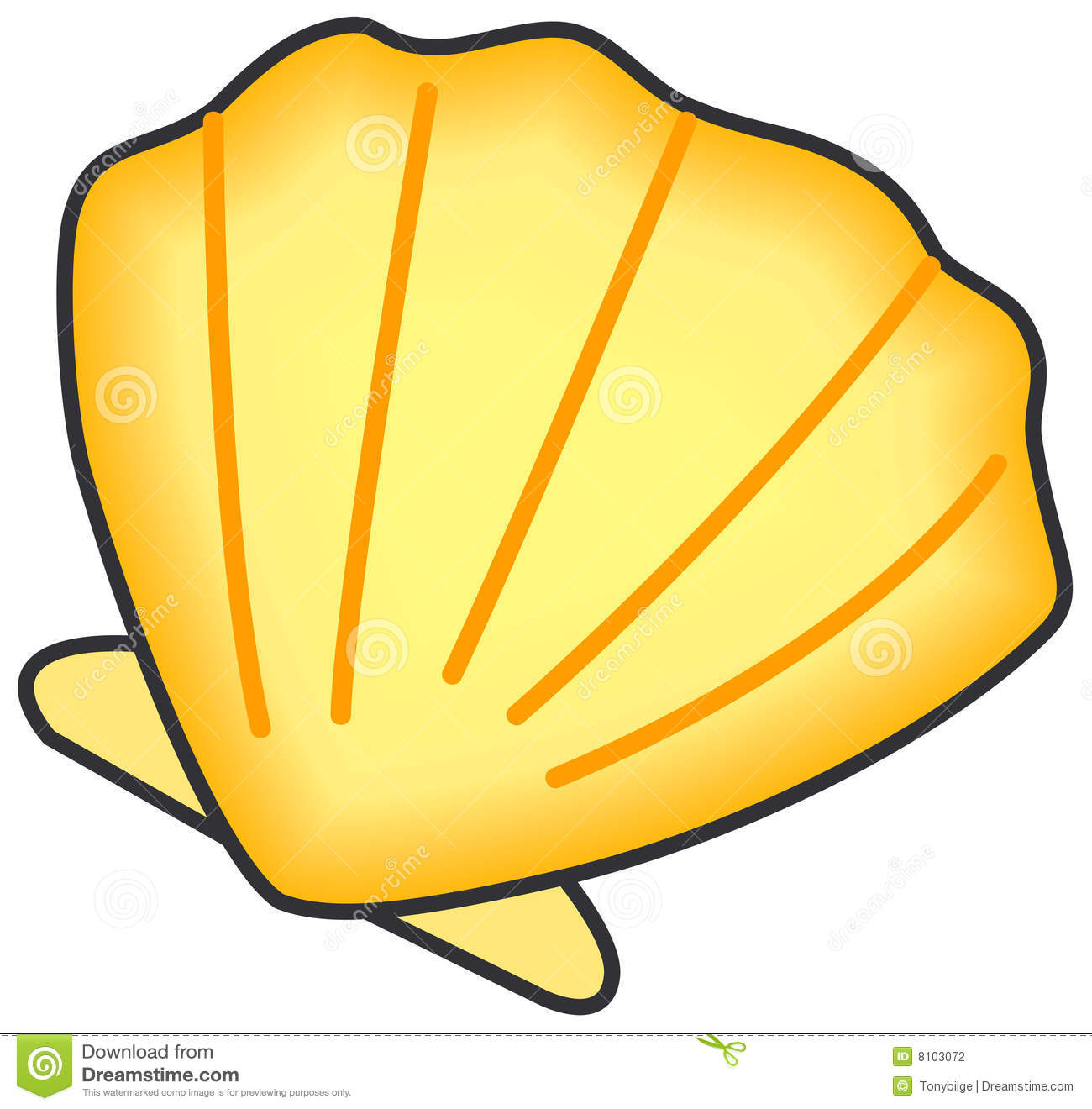 Animated Pictures Of Seashells seashells clipart yellow, seashells yellow transparent free