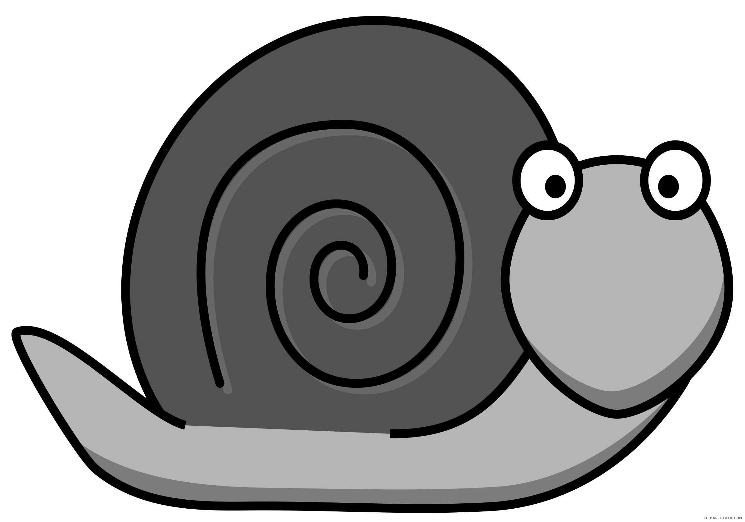 Cartoon snail animal free. Yak clipart trainer