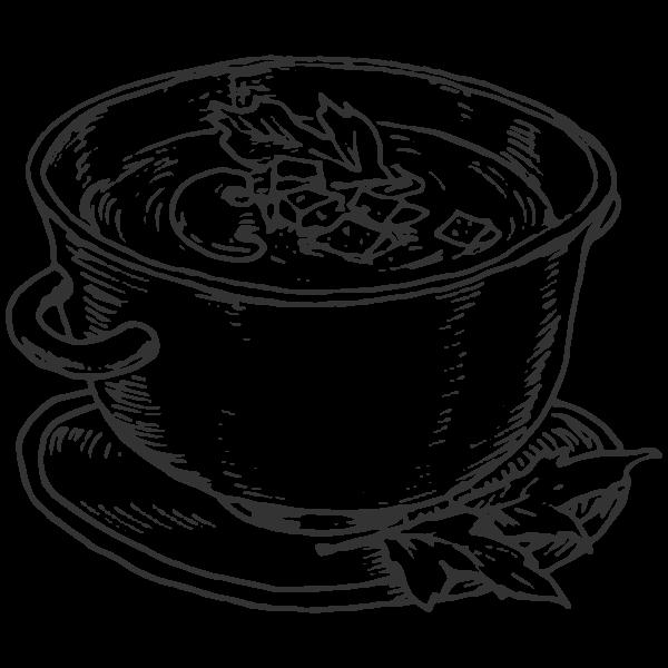 Fish market virginia . Clipart winter soup