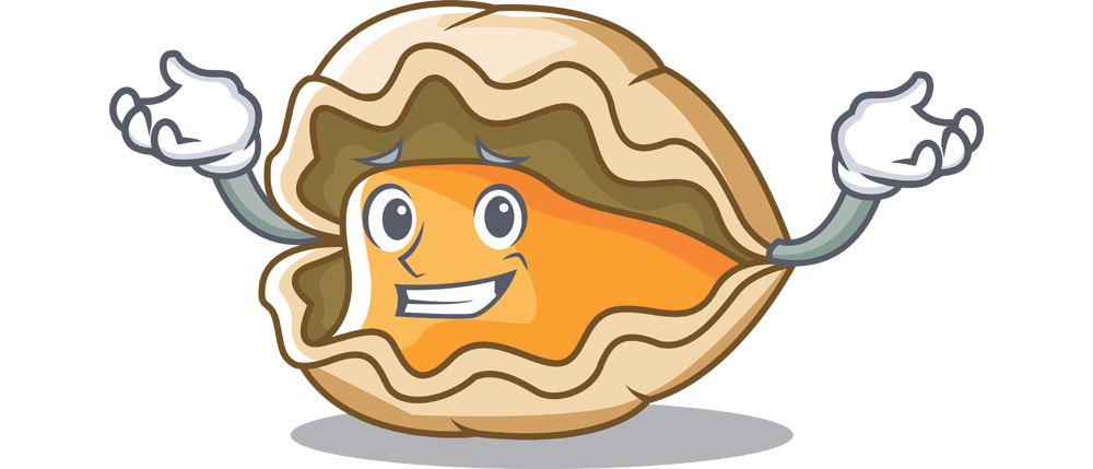 Soup clipart clam chowder. Jokes crabby puns and