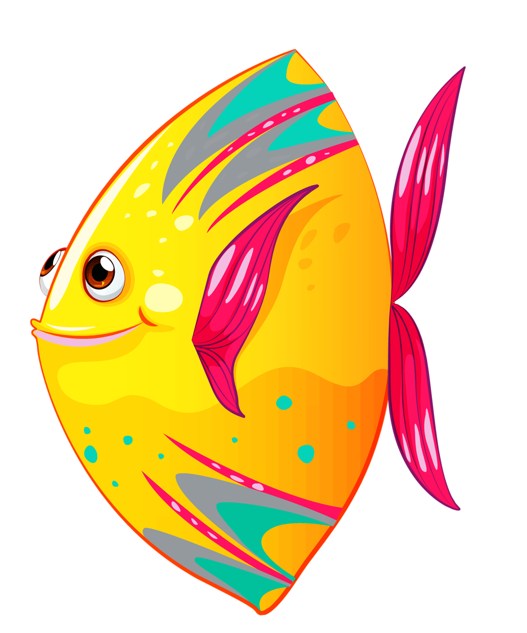 png pinterest clip. Jelly clipart ocean fish