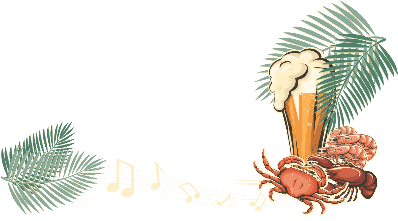 Festival clipart thambulam. Seafood and music festivals