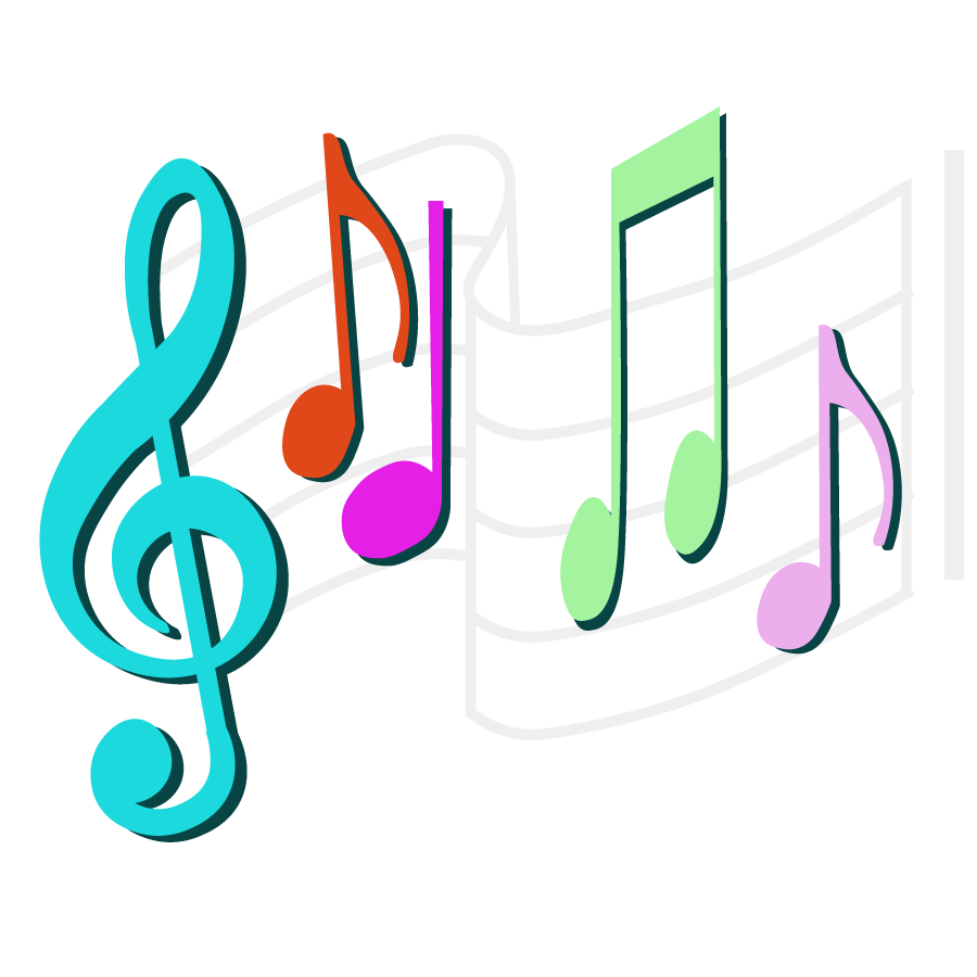 Clap clipart performance highlights. Cando jukebox notes