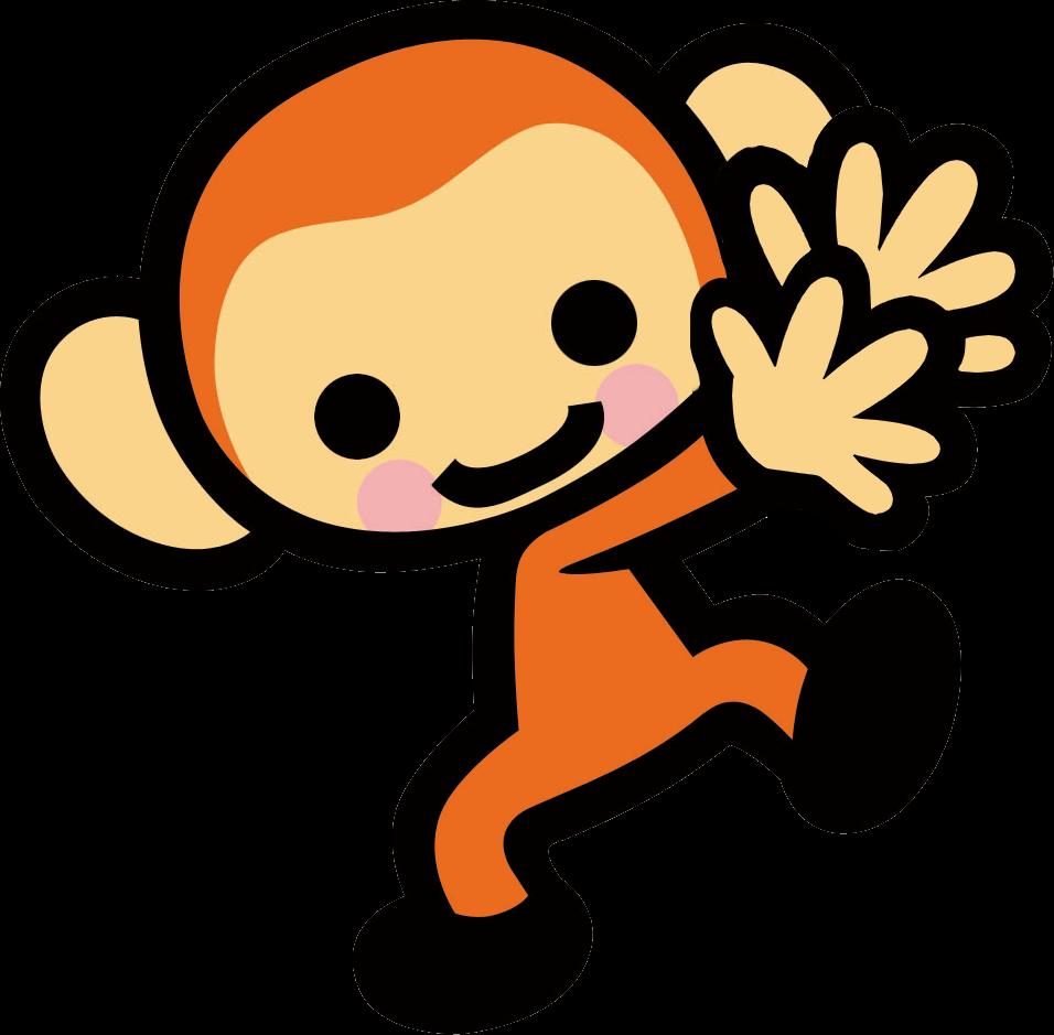 Heaven clipart gatekeeper. Monkey rhythm wiki fandom