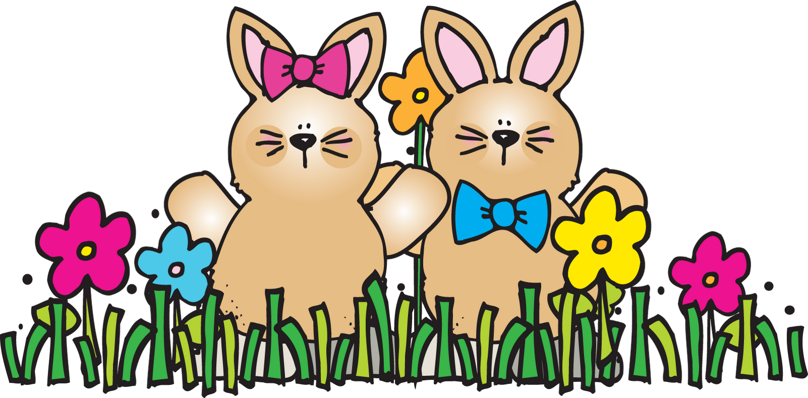 Kinderkids fun easter is. Cute clipart march