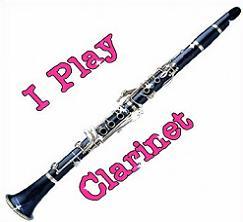 Free. Clarinet clipart