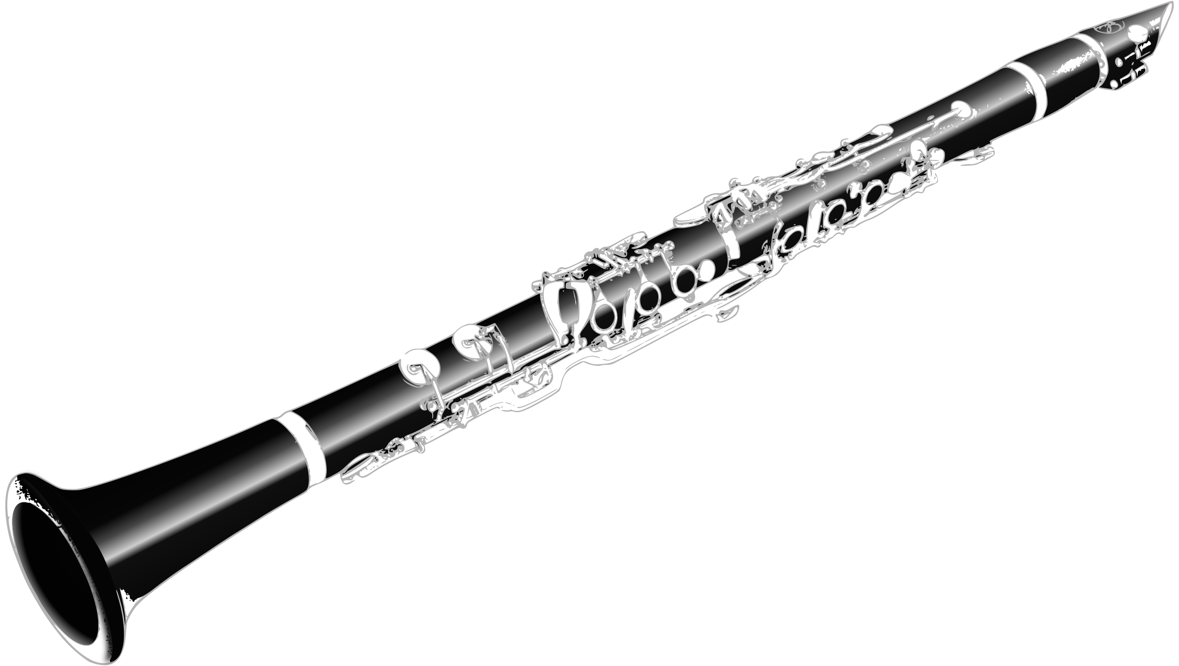 Clarinet clipart bass. Big image png