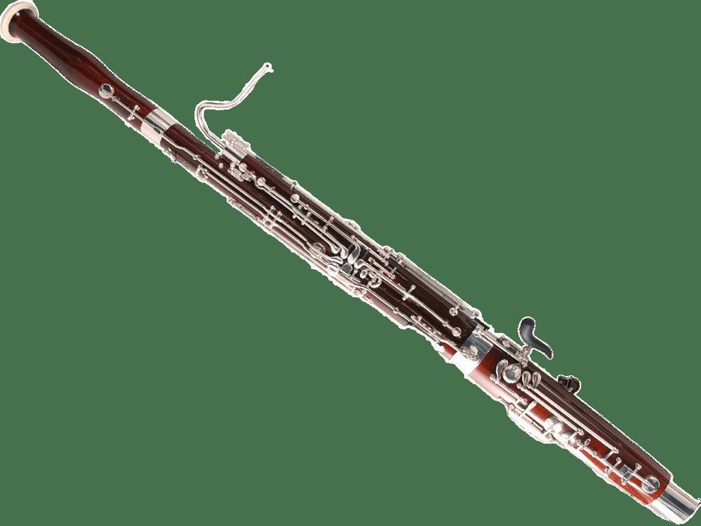 Clarinet clipart bass. Bassoon transparent png stickpng