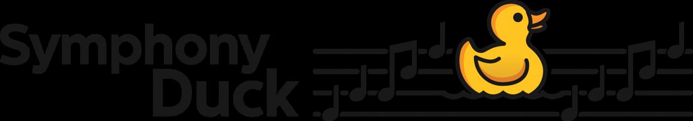 Symphony duck music double. Flutes clipart bassoon