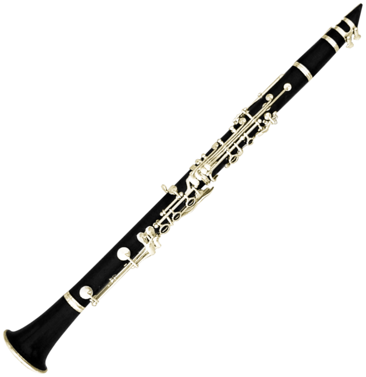 Repin if u play. Clarinet clipart black and white