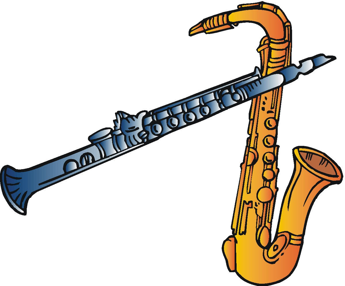 Free cliparts download clip. Flutes clipart clarinet player
