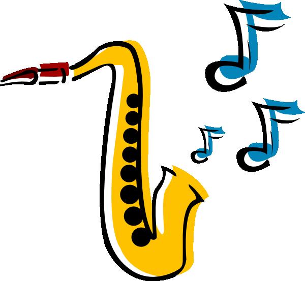 Saxophone Clip Art Pictures