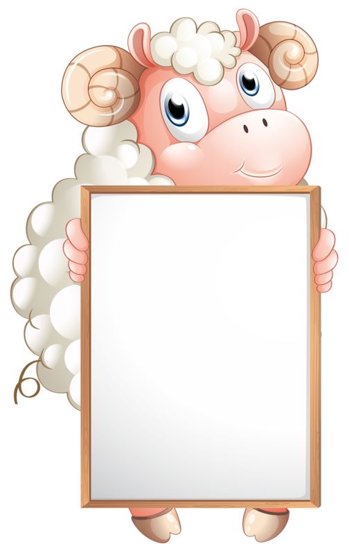 Sheep blank pencil and. Clarinet clipart cute