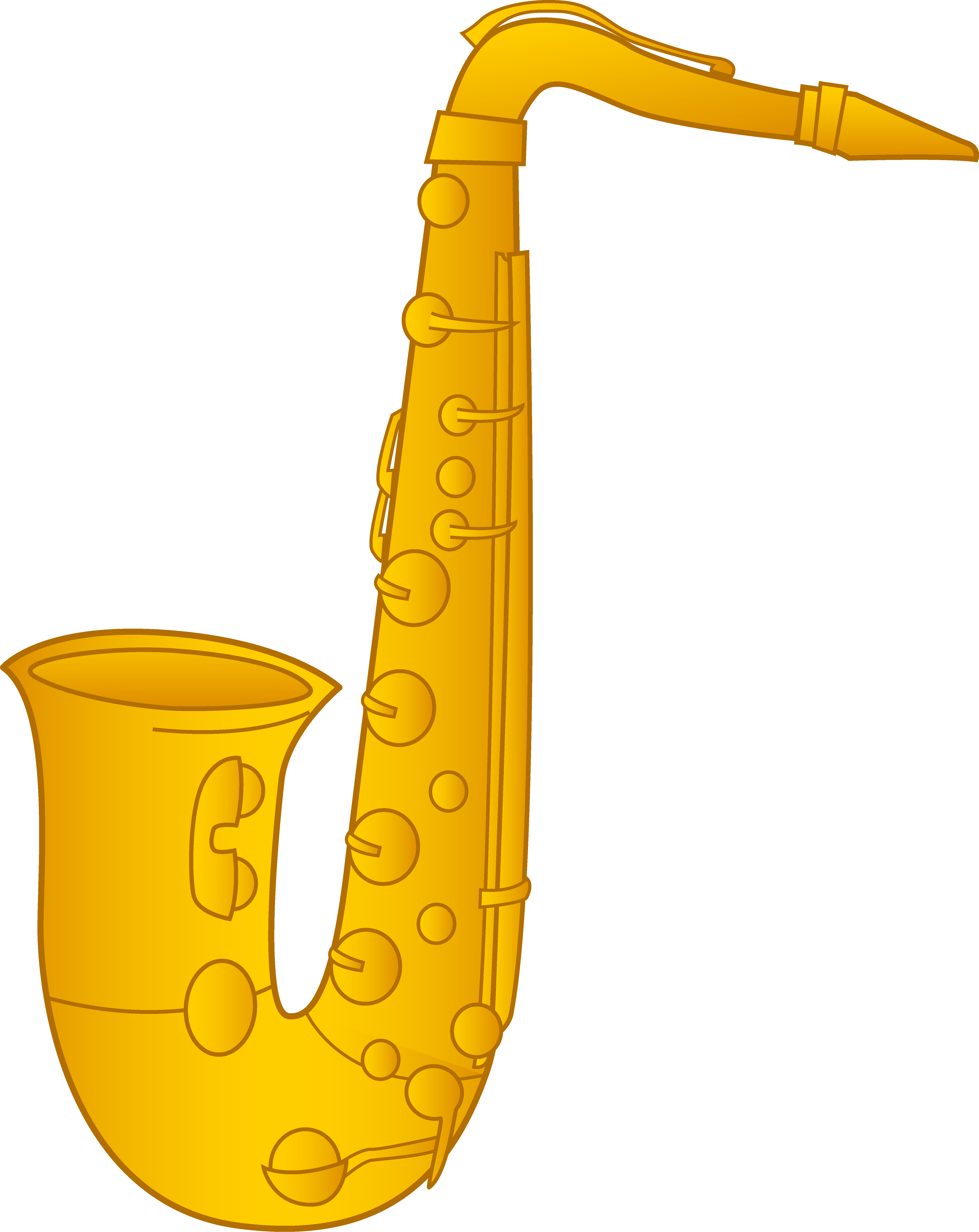 collection of instrument. Clarinet clipart instrumentong