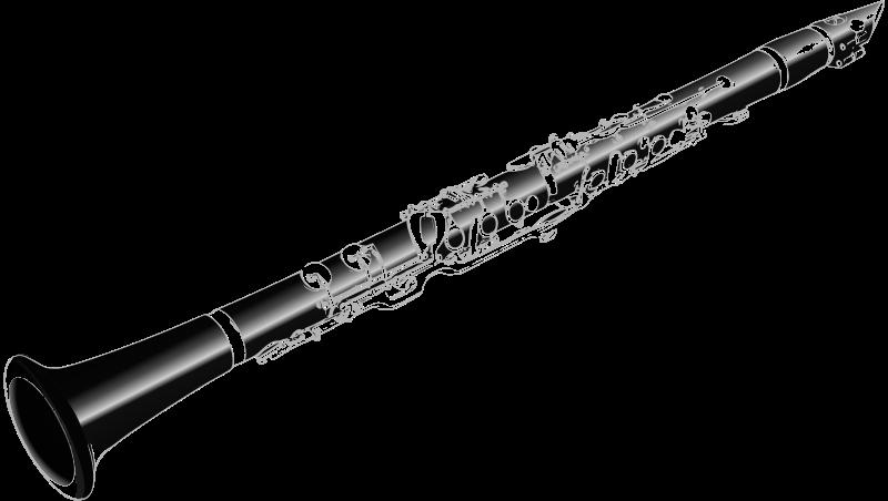 Medium image png . Clarinet clipart music instrument
