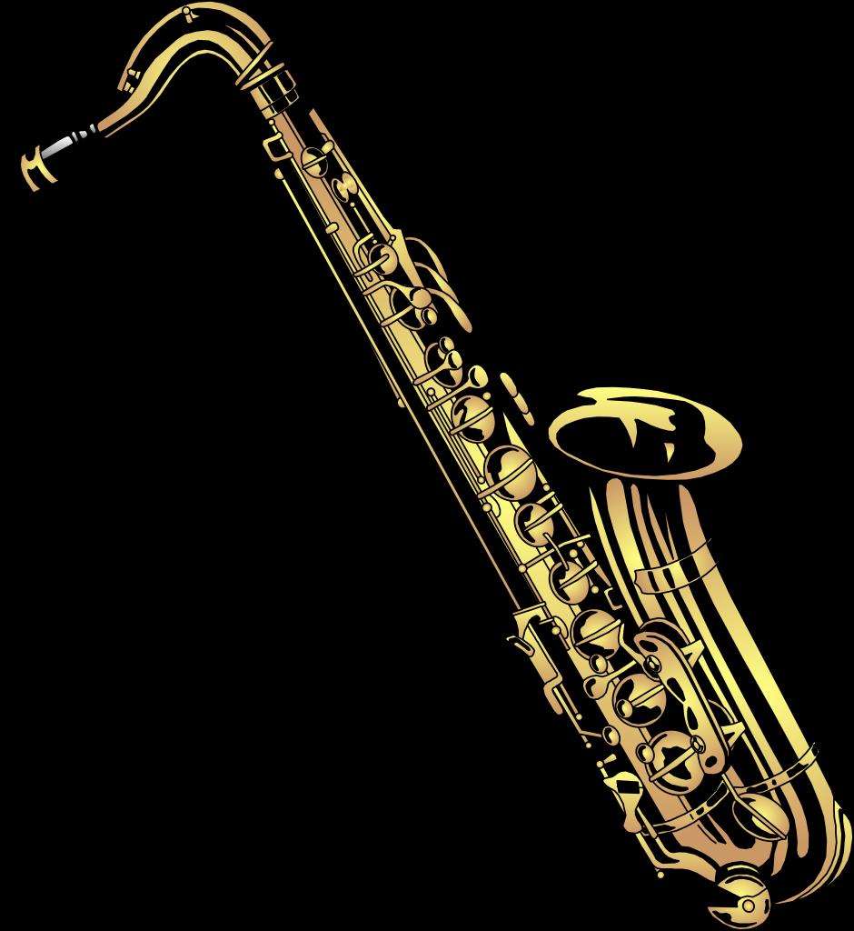 Clarinet clipart practice. File saxophone svg wikimedia
