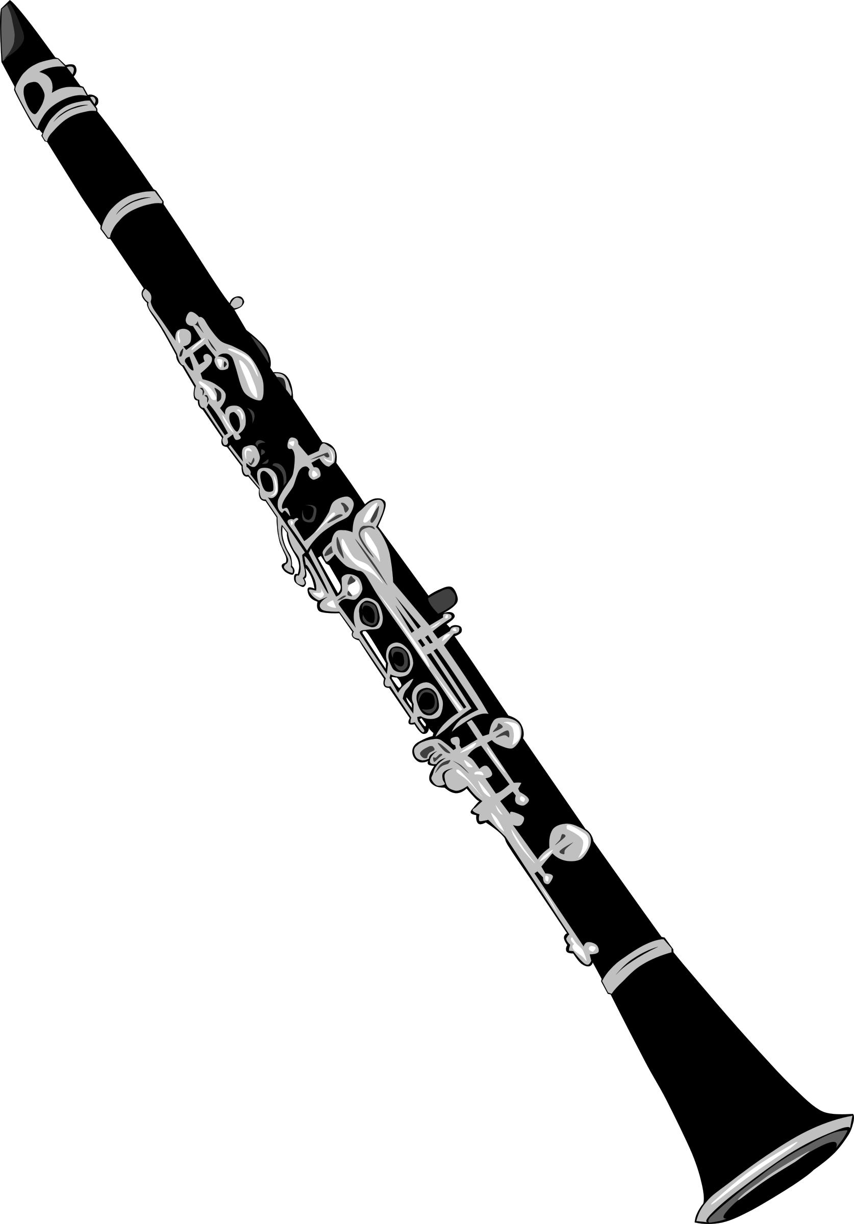 Clarinet clipart small