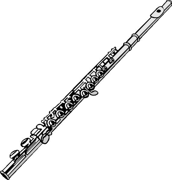 In c clip art. Piano clipart flute
