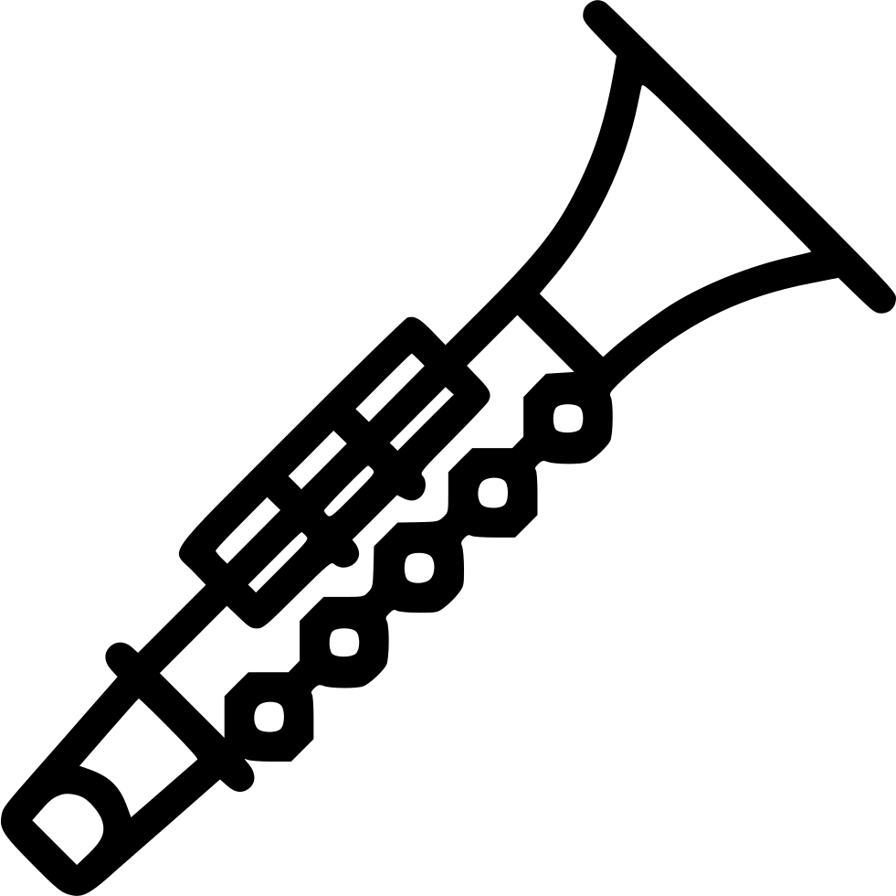 Clarinet Svg Png Icon Free Download