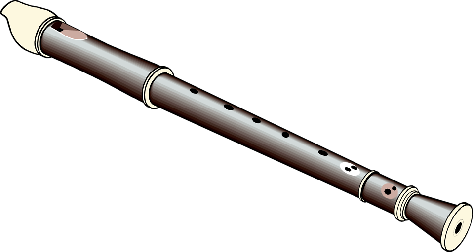 Clarinet clipart transparent background. Recorder free stock photo