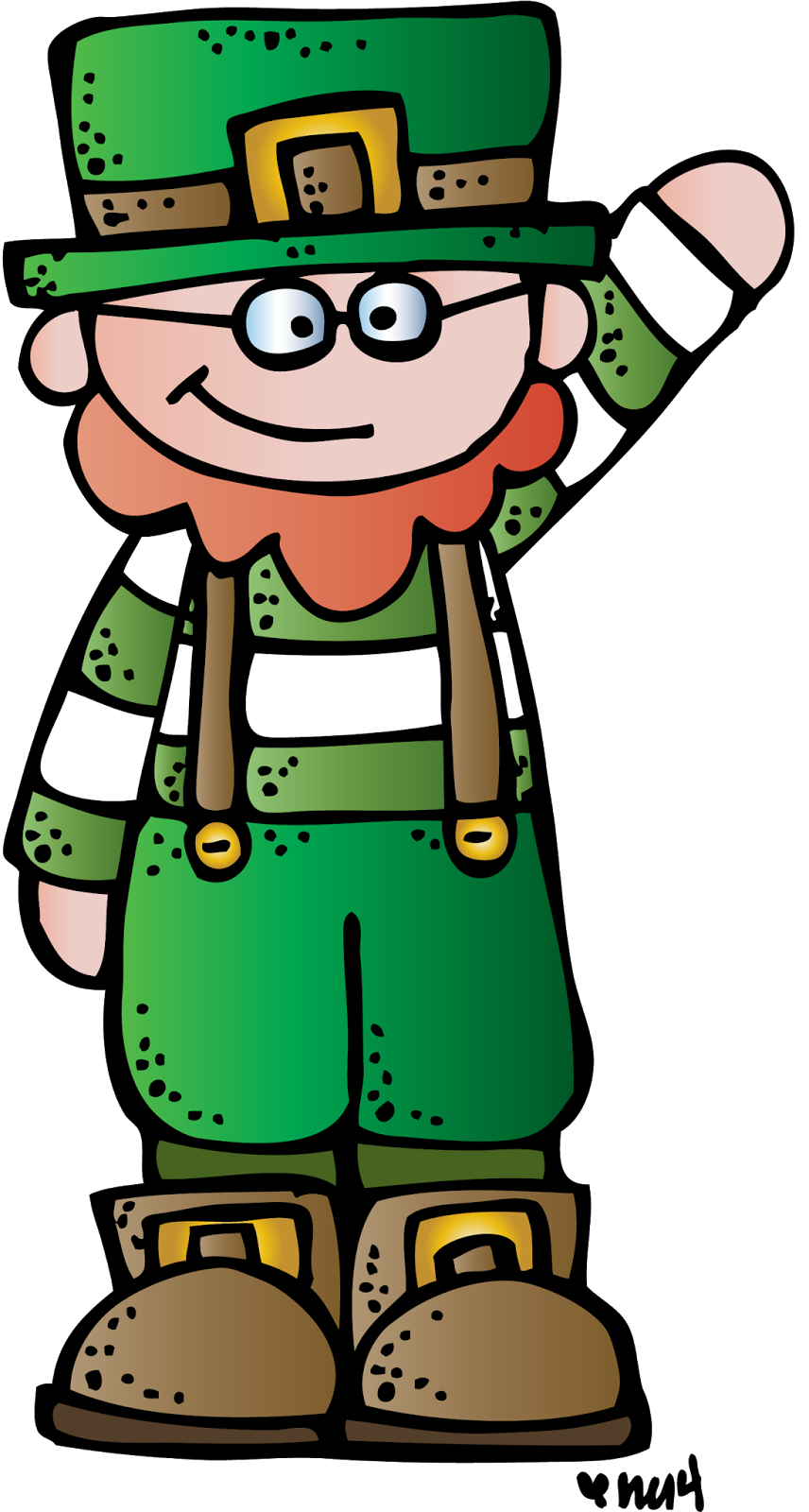 First day of spring. March clipart melonheadz