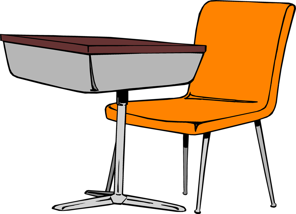 collection of transparent. Clipart desk desk chair
