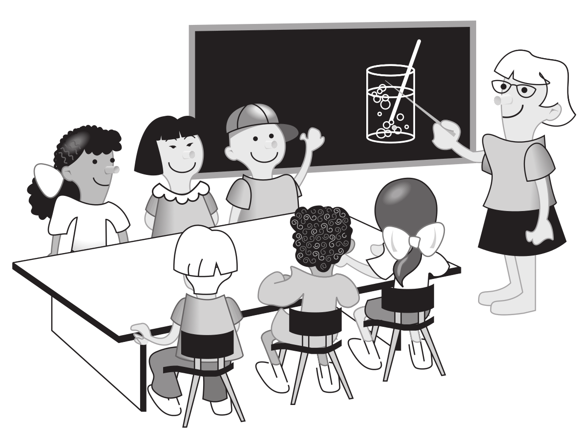Class clipart black and white.  collection of kindergarten