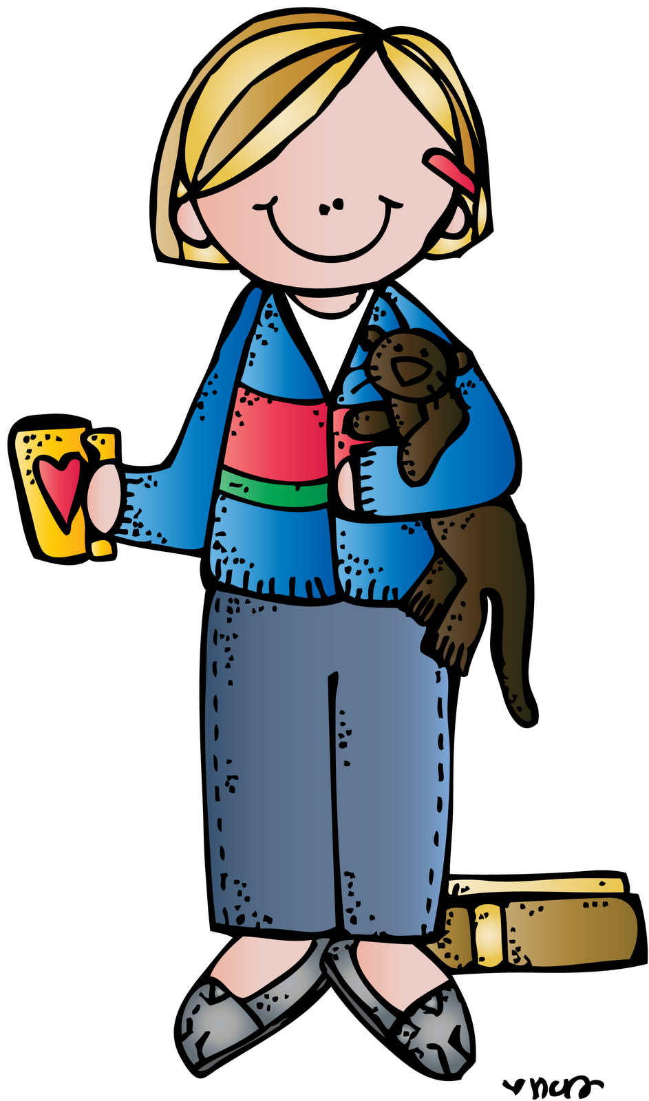 jobs clipart boy