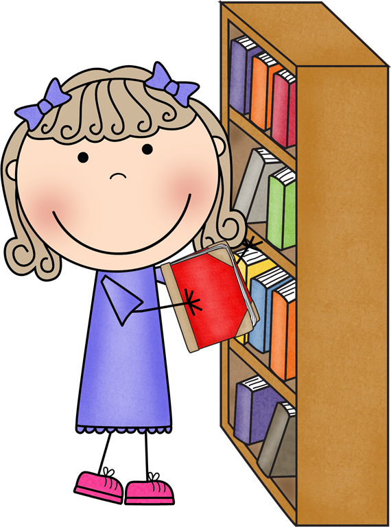 Stick kids school pinterest. Librarian clipart library staff