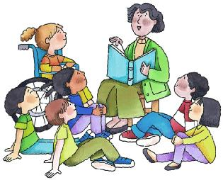 Class clip art library. Discussion clipart classroom discussion