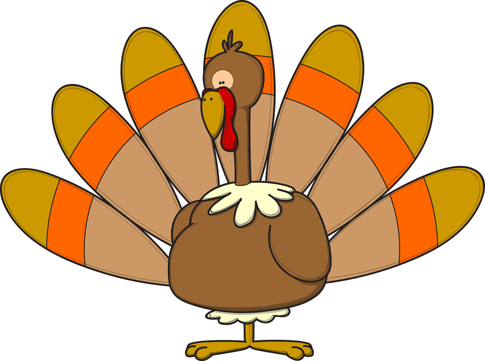 Once upon a creative. Ham clipart thanksgiving