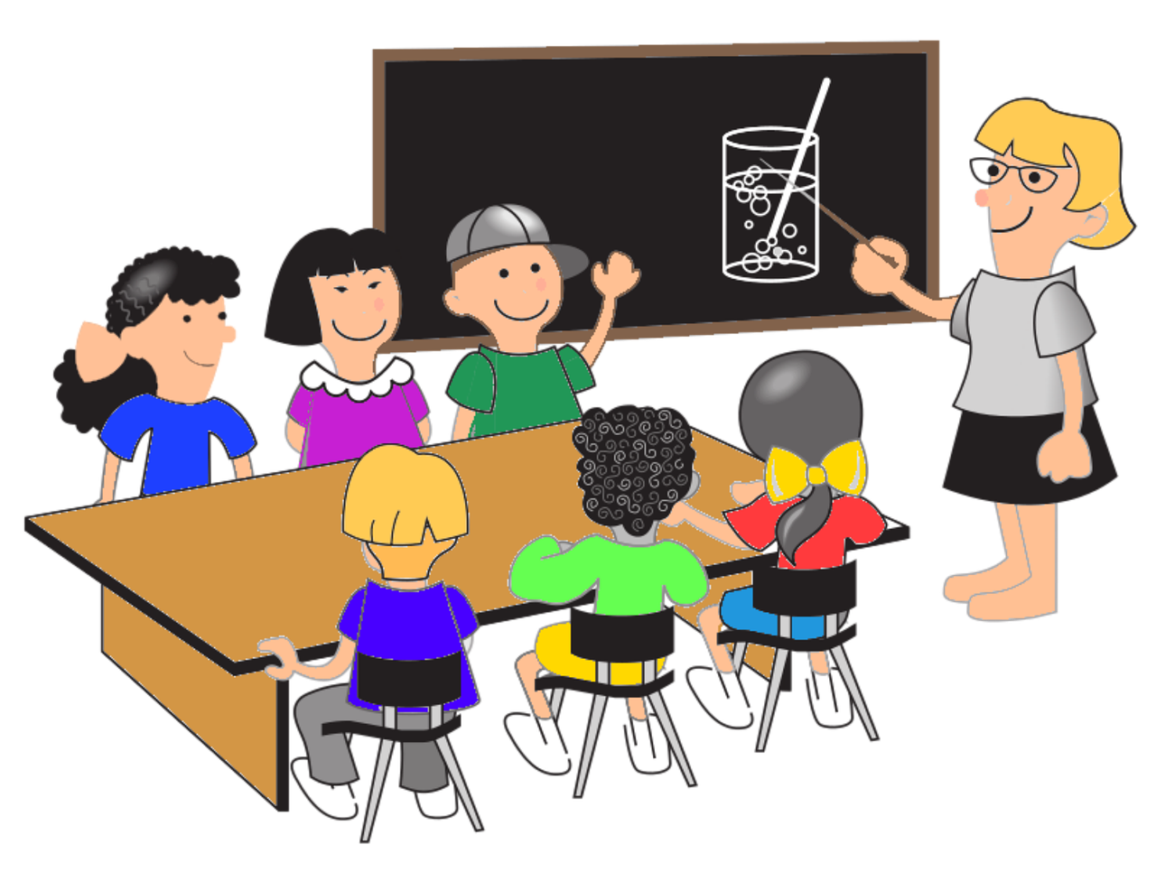 Behavioral techniques for children. Feelings clipart teacher