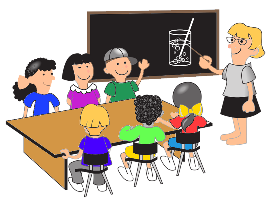 Textbook clipart classroom. Future trends in k