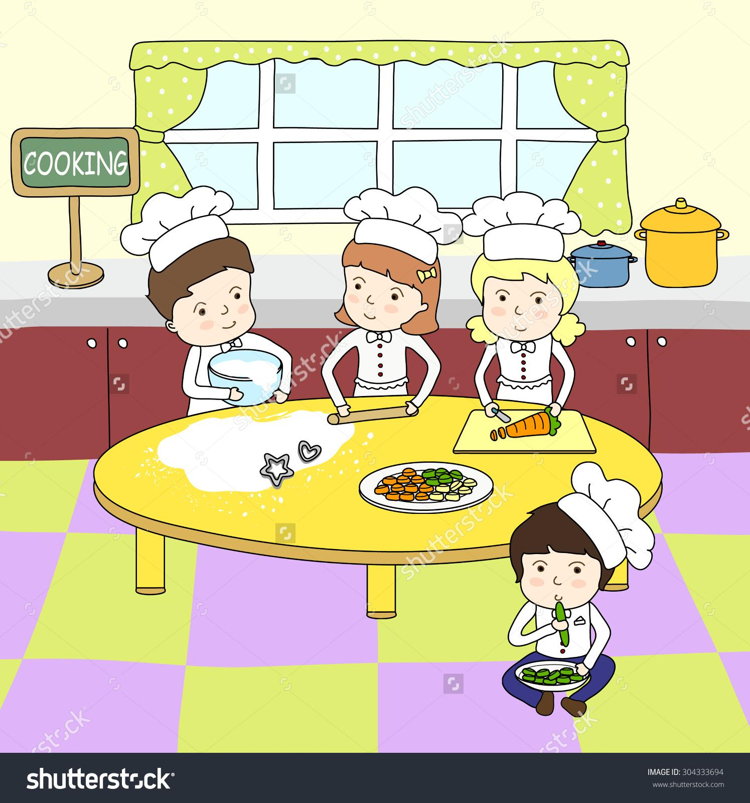 Free class cliparts download. Cooking clipart cooking lesson