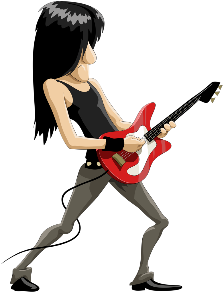 Clipart rock instruments.  png pinterest music