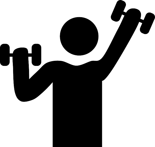 Is your workout routine. Weight clipart strenght