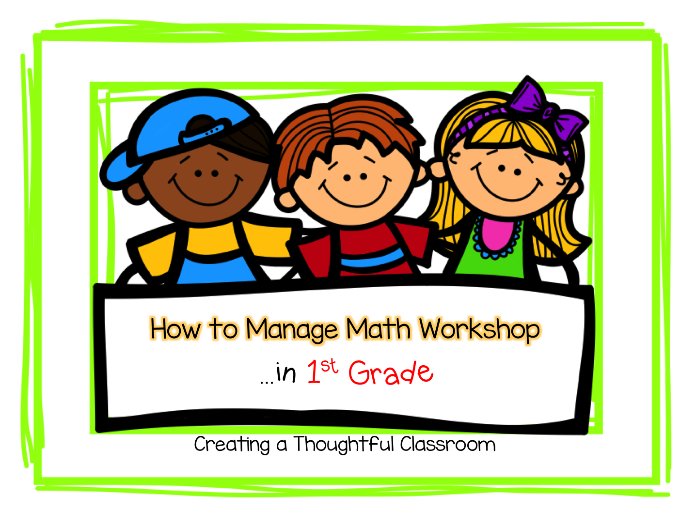 Schedule clipart reading workshop. How to manage math