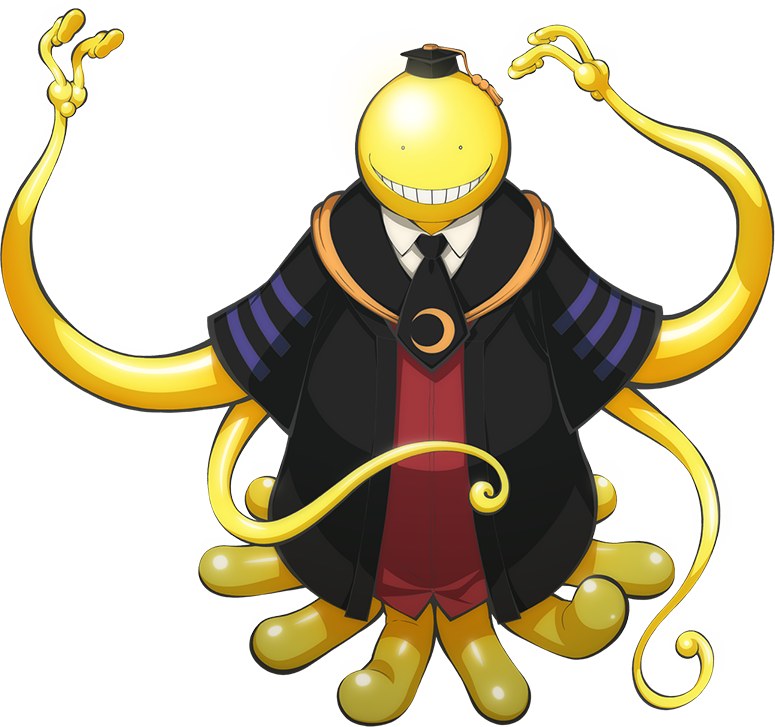 Stress clipart stressed teenager. Korosensei assassination classroom wiki