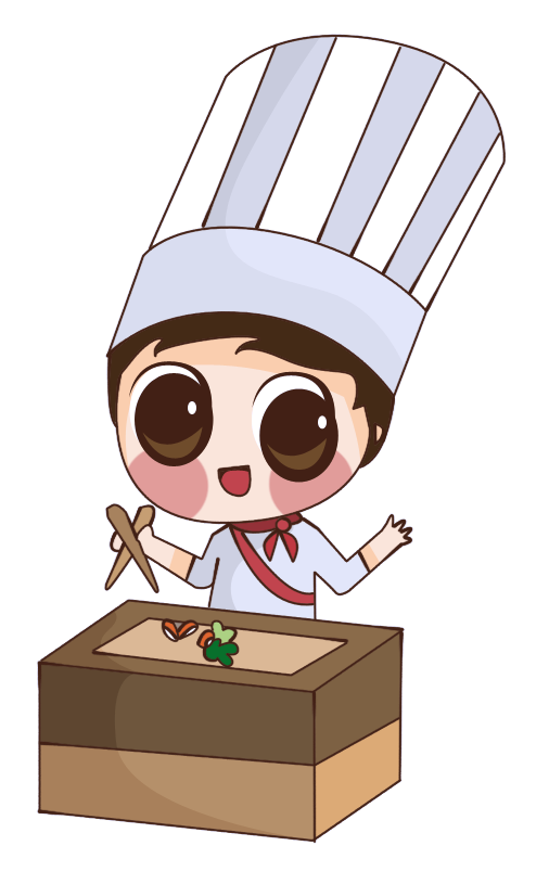 Cook clipart cooking show. Classroom routines japanese joy