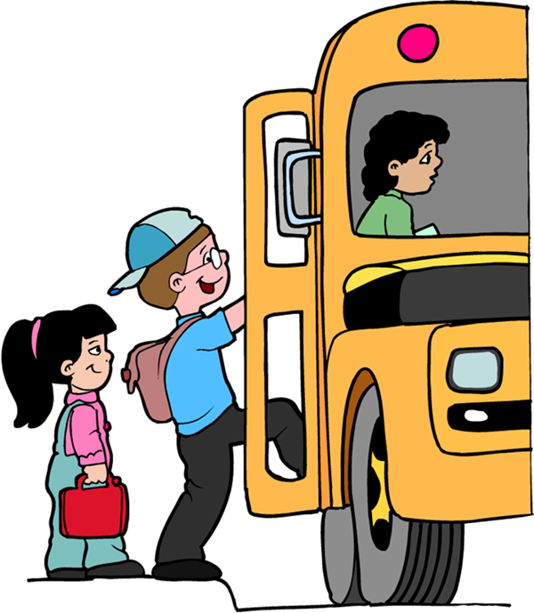 Transportation home learn to. Driver clipart preschool