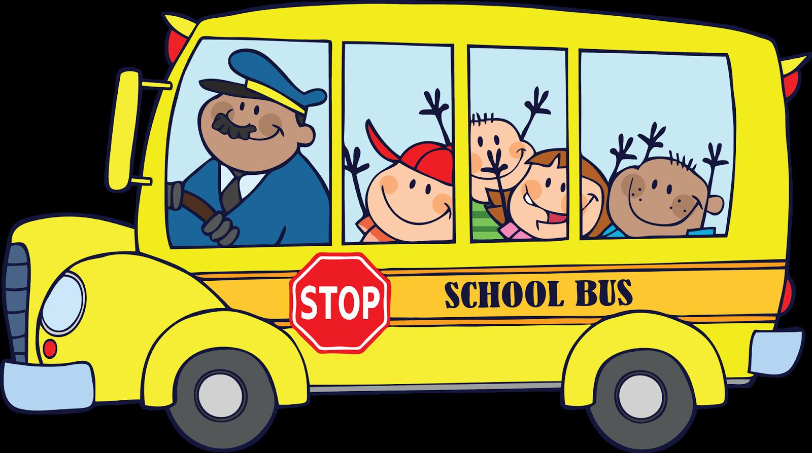 Preschool clipart dismissal. Lee public schools bus
