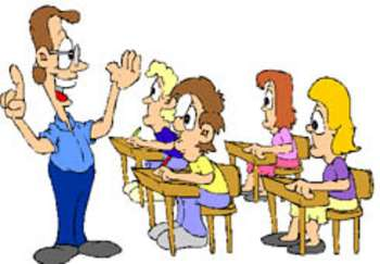 Class clipart lesson. Free classroom activities cliparts
